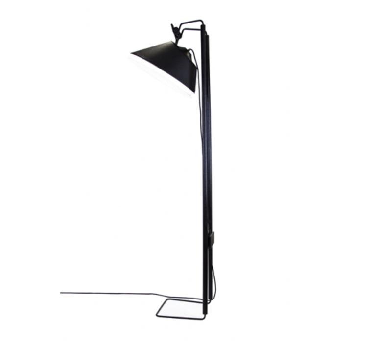 Lampadaire natacha kopec et gary berche lampadaire floor light  kngb kngb flooragneau bois brule  design signed nedgis 78162 product