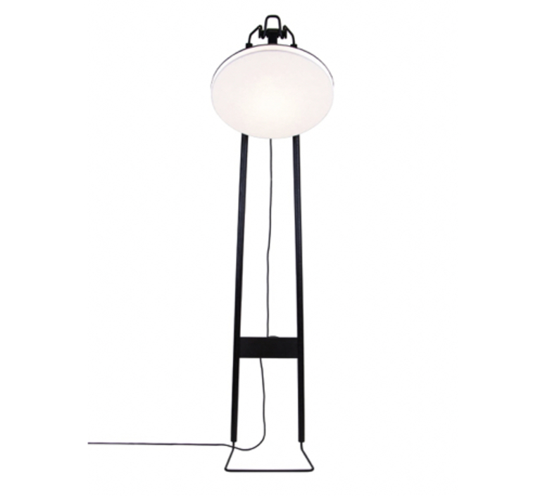 Lampadaire natacha kopec et gary berche lampadaire floor light  kngb kngb flooragneau bois brule  design signed nedgis 78163 product