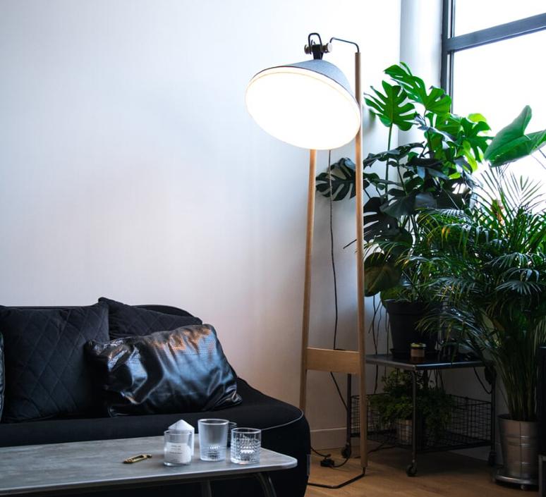 Lampadaire  lampadaire floor light  kngb kngb floorgris2 chene naturel  design signed nedgis 78155 product