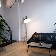 Lampadaire  lampadaire floor light  kngb kngb floorgris2 chene naturel  design signed nedgis 78157 thumb