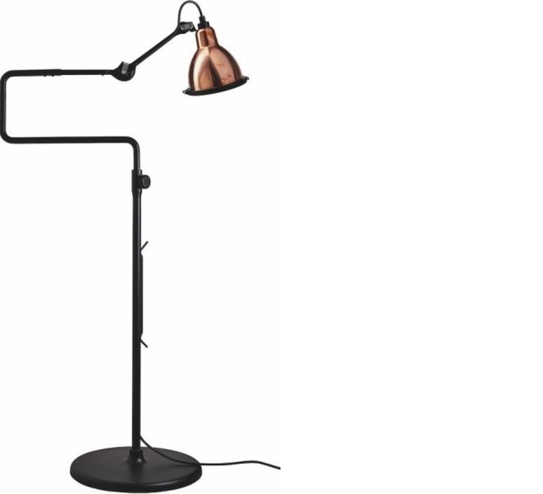 Lampe gras 411 bernard albin gras dcw editions 411rcw sat luminaire lighting design signed 104742 product