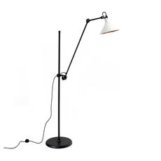 Lampe gras n 215 bernard albin gras lampadaire floor light  dcw n 215 bl wh cop conic  design signed nedgis 105816 thumb