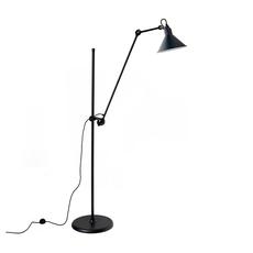 Lampe gras n 215 bernard albin gras lampadaire floor light  dcw n 215 bl blue conic  design signed nedgis 105779 thumb