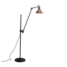 Lampe gras n 215 bernard albin gras lampadaire floor light  dcw n 215 bl cop raw conic  design signed nedgis 105805 thumb