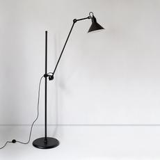 Lampe gras n 215 bernard albin gras lampadaire floor light  dcw n 215 bl bl conic  design signed nedgis 105766 thumb