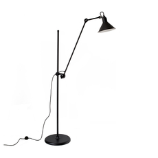 Lampe gras n 215 bernard albin gras lampadaire floor light  dcw n 215 bl bl conic  design signed nedgis 105767 thumb