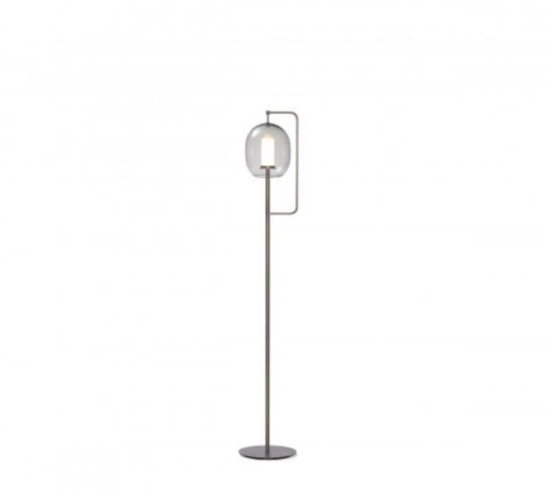Lantern light l neri et hu lampadaire floor light  classicon lantern light floor lamp l burnished brass  design signed 49875 product