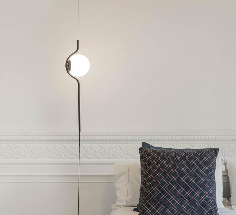 Le vita led lampe suspension lampadaire nahtrang lampadaire floor light  faro 29699  design signed nedgis 108450 product