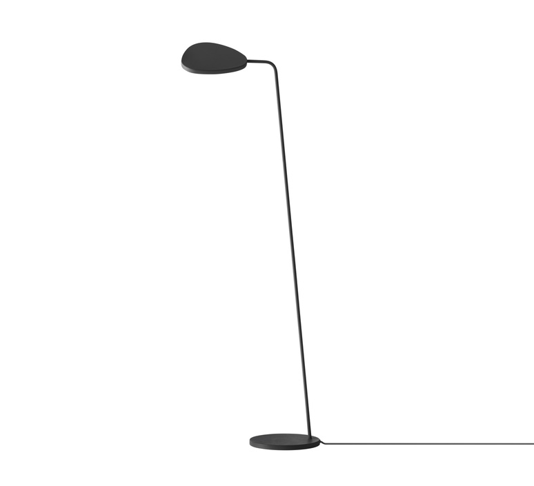 Leaf  broberg ridderstrale lampadaire floor light  muuto 13432  design signed nedgis 118547 product