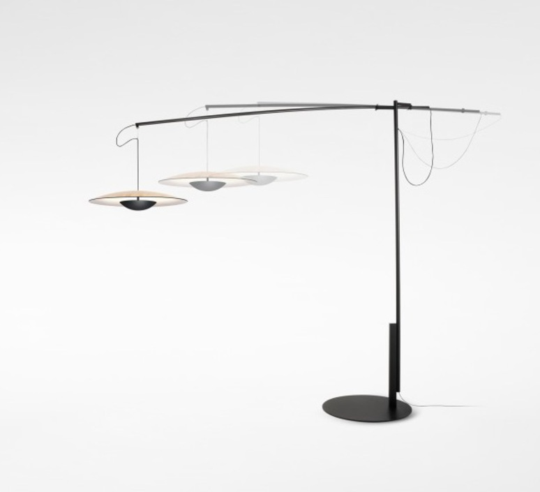 Ginger xxl 60 joan gaspar marset a662 072 luminaire lighting design signed 20525 product