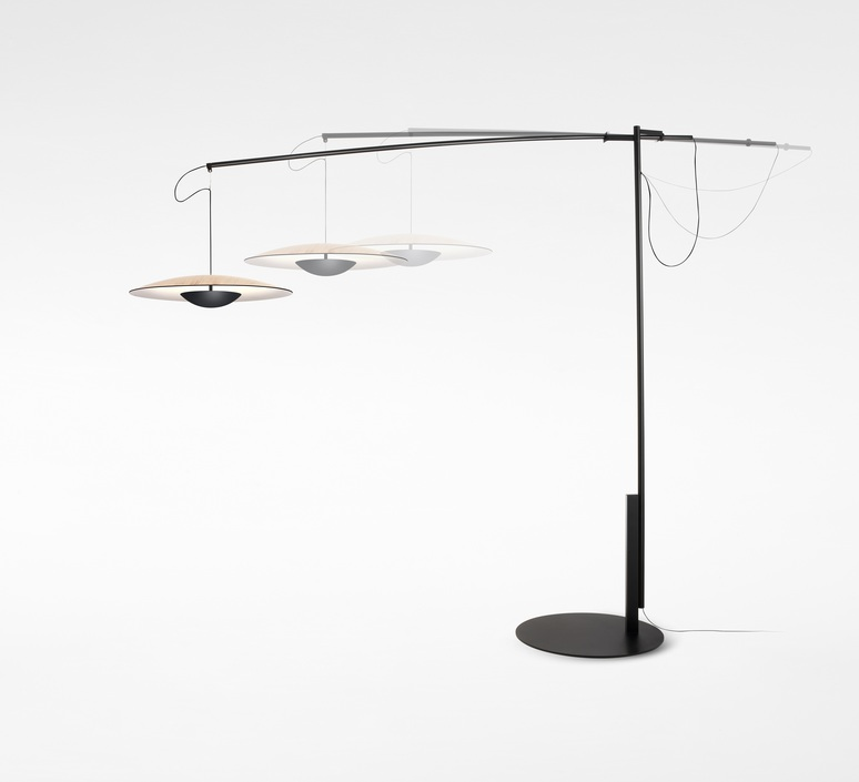 Ginger xxl 60 joan gaspar marset a662 073 luminaire lighting design signed 20521 product