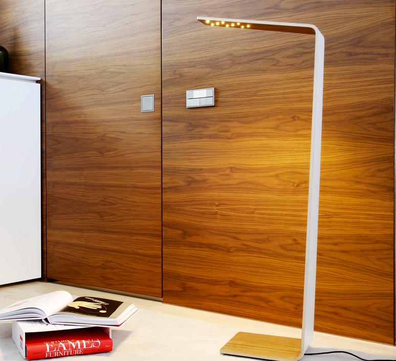 Led2 mikko karkkainen tunto led2 oak white luminaire lighting design signed 12213 product