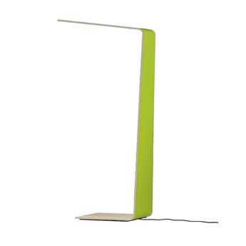Lampadaire led2 vert h120cm tunto normal