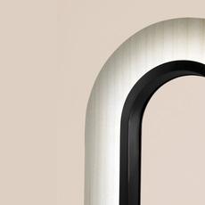 Lens oval mut design lampadaire floor light  lzf lens ov p bk led 20  design signed nedgis 76765 thumb