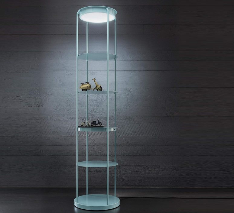 Level filippo mambretti zava level pastel turquoise 6034 luminaire lighting design signed 17545 product