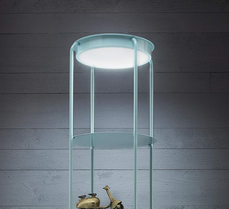 Level filippo mambretti zava level pastel turquoise 6034 luminaire lighting design signed 17710 product