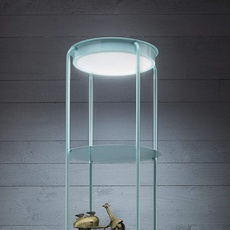 Level filippo mambretti zava level pastel turquoise 6034 luminaire lighting design signed 17710 thumb