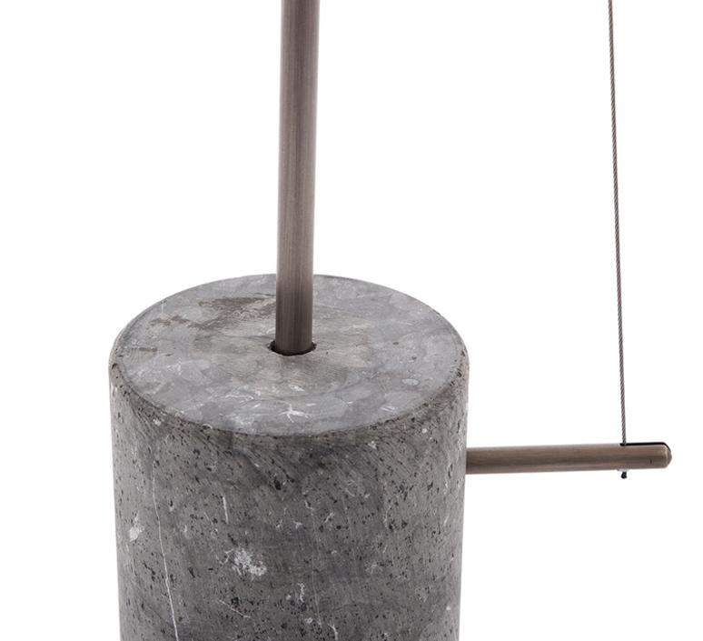 Line one rune krojgaard knut bendik humlevik lampadaire floor light  norr11 009009  design signed 37804 product