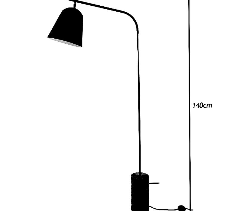 Line one rune krojgaard knut bendik humlevik lampadaire floor light  norr11 009009  design signed 37807 product
