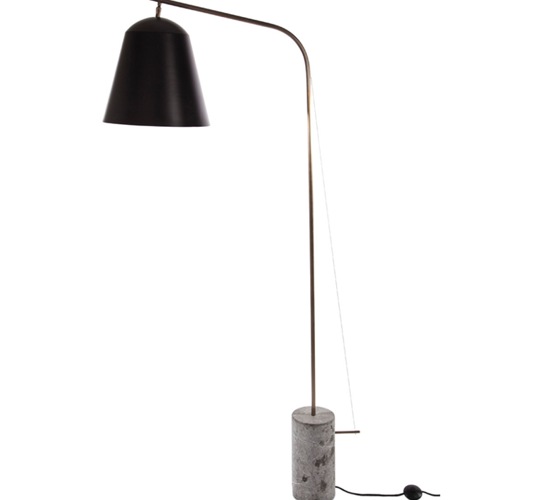 Line two rune krojgaard knut bendik humlevik lampadaire floor light  norr11 009012  design signed 37817 product