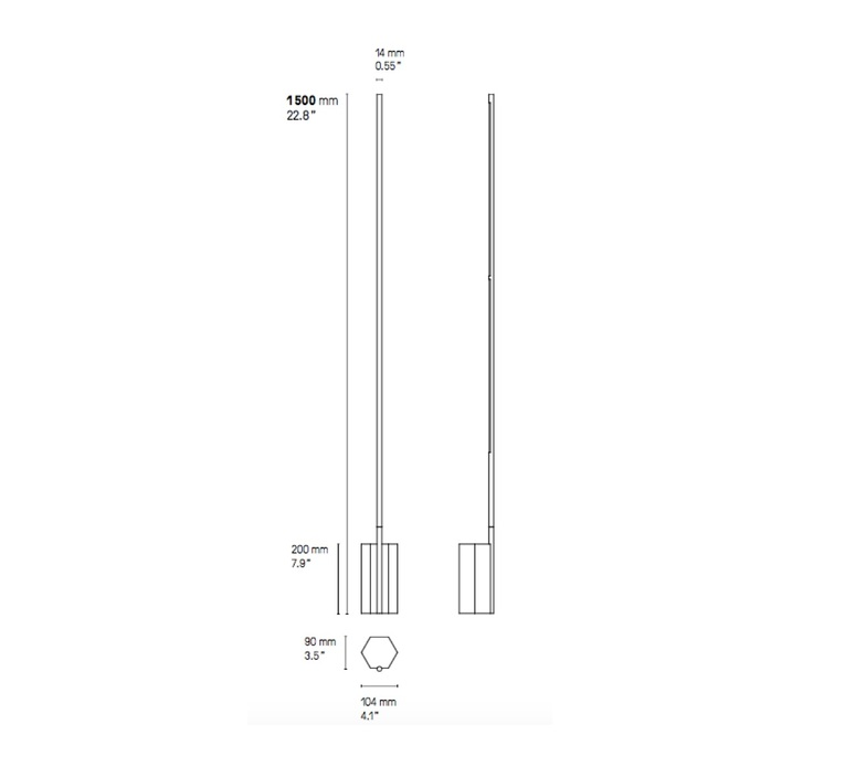 Link emilie cathelineau lampadaire floor light  cvl link lampadaire sb  design signed nedgis 104436 product