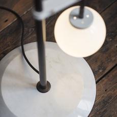 Lizak robbie llewellyn et adam yeats lampadaire floor light  bert frank lizak fl amber  design signed nedgis 75355 thumb