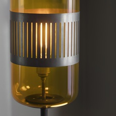 Lizak robbie llewellyn et adam yeats lampadaire floor light  bert frank lizak fl amber  design signed nedgis 75359 thumb