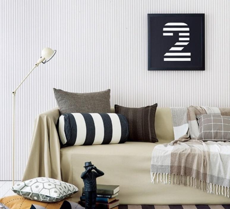 Loft 2 bras jean louis domecq lampadaire floor light  jielde d1240 blc  design signed 36026 product