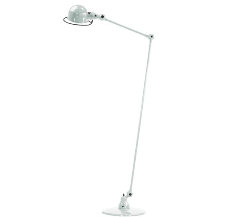 Loft 2 bras jean louis domecq lampadaire floor light  jielde d1240 blc  design signed 36027 product