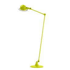 Loft 2 bras jean louis domecq lampadaire floor light  jielde d1240 ral1016  design signed 36019 thumb