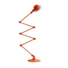 Loft 6 bras jean louis domecq lampadaire floor light  jielde d9406 ral2004  design signed 36004 thumb