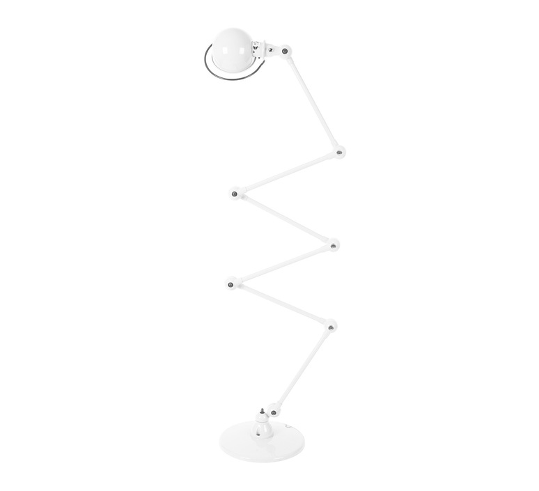 Loft  lampadaire floor light  jielde loft d9406 blc  design signed 54451 product