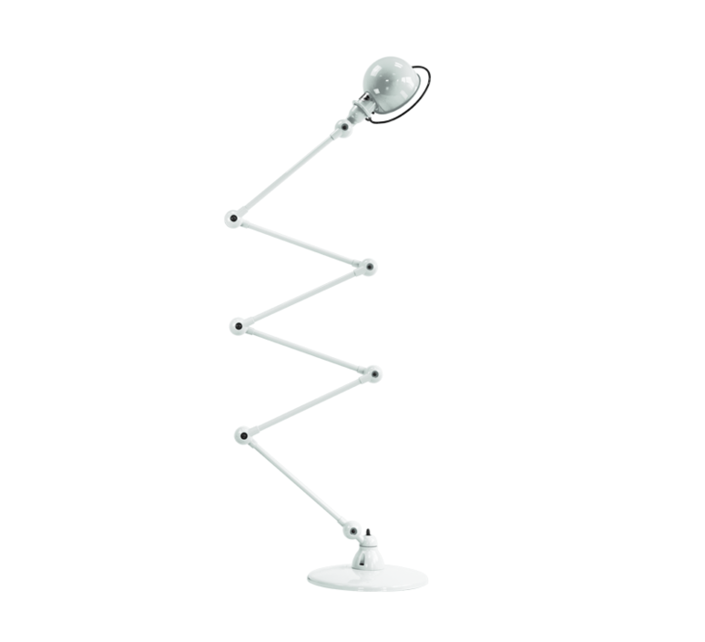 Loft  lampadaire floor light  jielde loft d9406 blc  design signed 54452 product