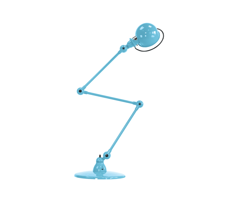 Loft  lampadaire floor light  jielde loft d9403 ral 5024  design signed 54515 product
