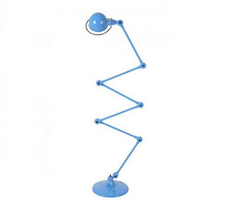 Loft  lampadaire floor light  jielde loft d9406 ral 5024  design signed 54461 product