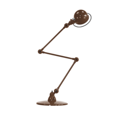 Loft  lampadaire floor light  jielde loft d9403 ral 8017  design signed 54518 thumb