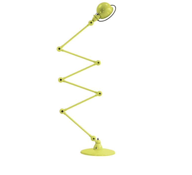 Loft  lampadaire floor light  jielde loft d9406 ral 3020  design signed 60148 product