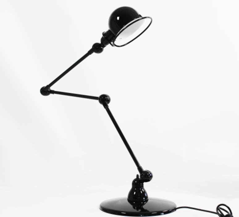 Loft  lampadaire floor light  jielde loft d9403 ral 9011  design signed 54504 product