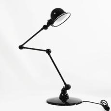 Loft  lampadaire floor light  jielde loft d9403 ral 9011  design signed 54504 thumb