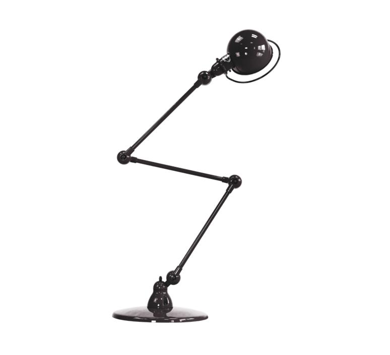Loft  lampadaire floor light  jielde loft d9403 ral 9011  design signed 54505 product