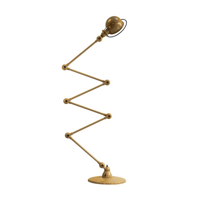 Loft  lampadaire floor light  jielde loft d9406 ral 1036  design signed 54444 product