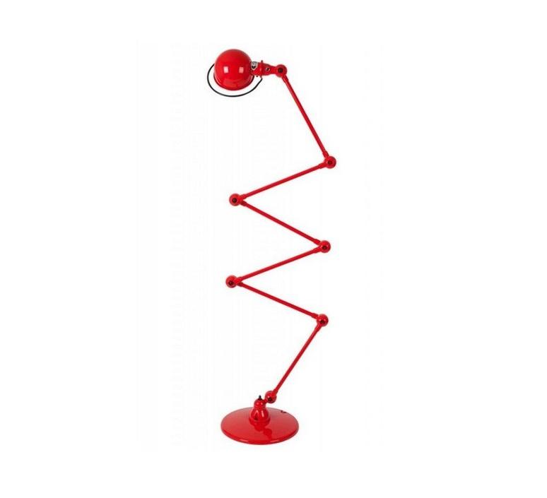 Loft  lampadaire floor light  jielde loft d9406 ral 3020  design signed 54472 product