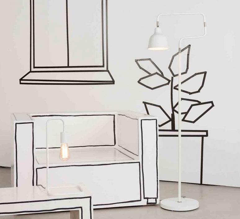 London studio it s about romi lampadaire floor light  it s about romi london f b  design signed 48135 product