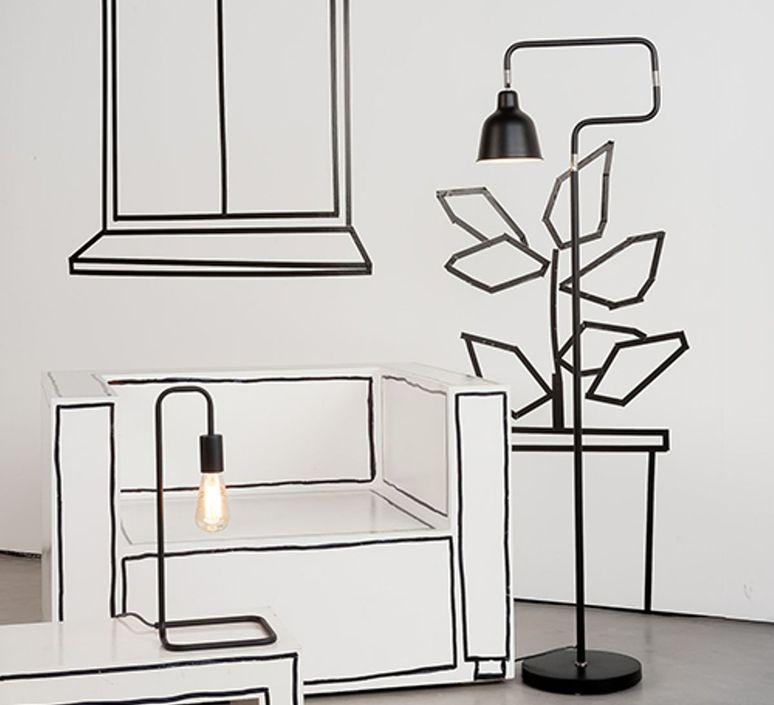 London studio it s about romi lampadaire floor light  it s about romi london f w  design signed 48141 product