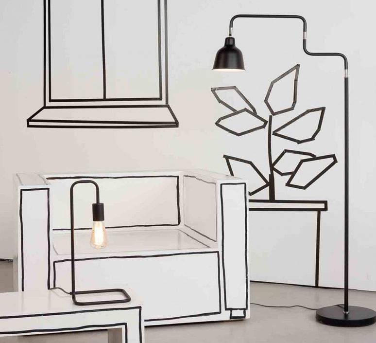 London studio it s about romi lampadaire floor light  it s about romi london f w  design signed 48142 product