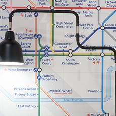 London studio it s about romi lampadaire floor light  it s about romi london f w  design signed 48143 thumb