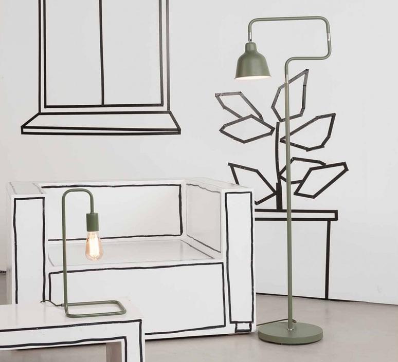 London studio it s about romi lampadaire floor light  it s about romi london f og  design signed 48147 product