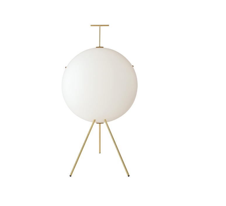 Luna gio ponti lampadaire floor light  tato italia tlu410 1365  design signed nedgis 62997 product