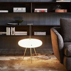 Luna gio ponti lampadaire floor light  tato italia tlu400 1365  design signed nedgis 62982 thumb