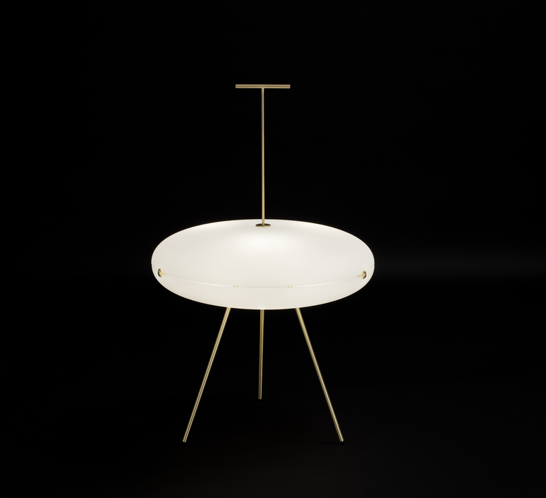 Luna gio ponti lampadaire floor light  tato italia tlu400 1365  design signed nedgis 62985 product